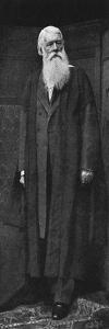 Sir Joseph Swan (1828-191), English Physicist and Chemist, 1911-1912 by D Cameron-Swan