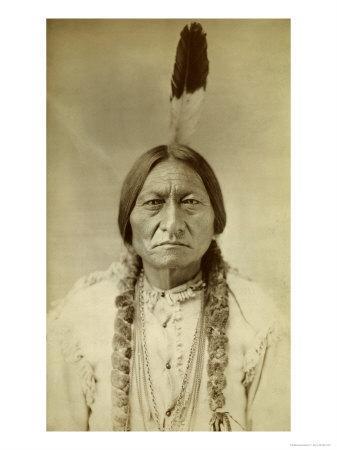 Sitting Bull, c.1885
