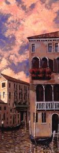 Venice Sunset I by D^J^ Smith