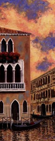 Venice Sunset II by D.J. Smith
