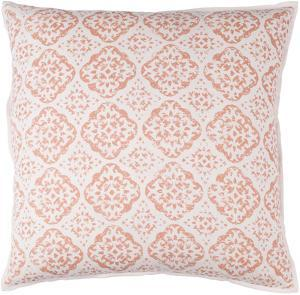 D'orsay 18 x 18 Down Fill Pillow - Blush