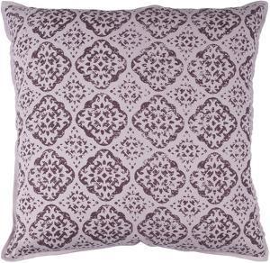 D'orsay 18 x 18 Pillow Cover - Mauve
