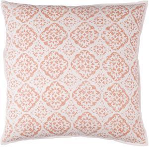 D'orsay 18 x 18 Poly Fill Pillow - Blush