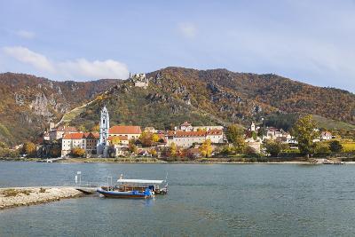 DŸrnstein on the Danube, Wachau, Lower Austria, Austria, Europe-Gerhard Wild-Photographic Print