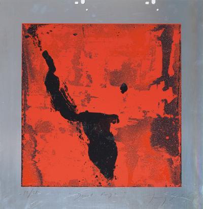 D?sert rouge-Tony Soulie-Limited Edition