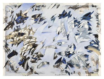 Da uno a nove-Nino Mustica-Art Print