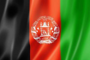 Afghan Flag by daboost