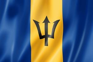 Barbados Flag by daboost