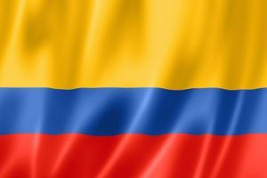 Colombian Flag by daboost