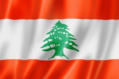 Lebanese Flag