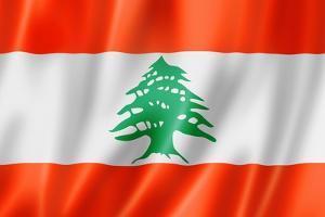 Lebanese Flag by daboost
