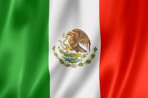 Mexican Flag by daboost
