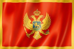 Montenegro Flag by daboost