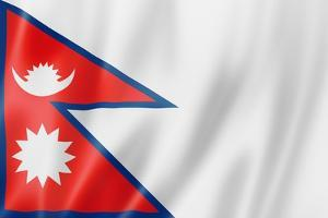 Nepalese Flag by daboost