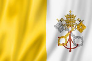 Vatican City Flag by daboost