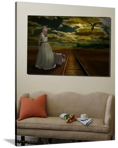 Dabspot-Lynne Davies-Loft Art