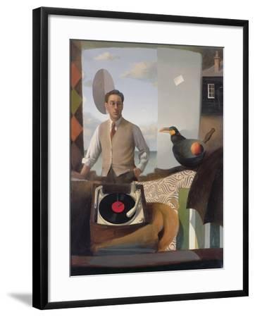 Daedalus Here to Stay, 1995-Alan Kingsbury-Framed Giclee Print