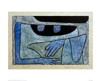 Daemonie-Paul Klee-Giclee Print