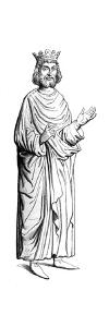 Dagobert I (603-68), Merovingian King, C16th Century