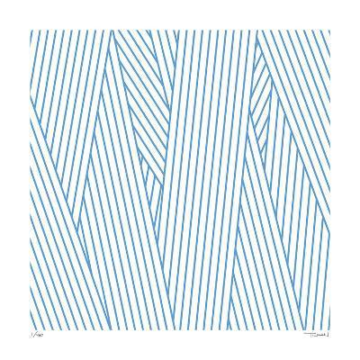 Daily Geometry 100-Tilman Zitzmann-Giclee Print