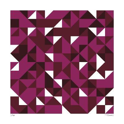 Daily Geometry 114-Tilman Zitzmann-Giclee Print
