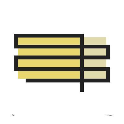 Daily Geometry 165-Tilman Zitzmann-Giclee Print