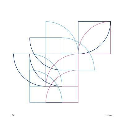 Daily Geometry 212-Tilman Zitzmann-Giclee Print