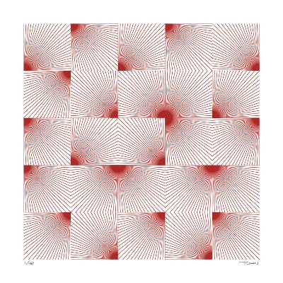 Daily Geometry 308-Tilman Zitzmann-Giclee Print