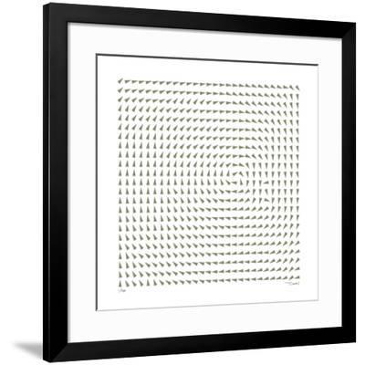 Daily Geometry 365-Tilman Zitzmann-Framed Giclee Print