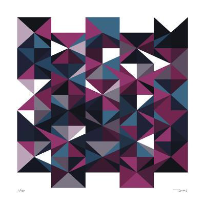 Daily Geometry 438-Tilman Zitzmann-Giclee Print