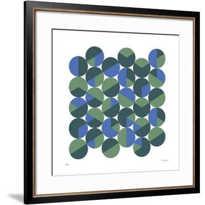 Daily Geometry 464-Tilman Zitzmann-Framed Giclee Print