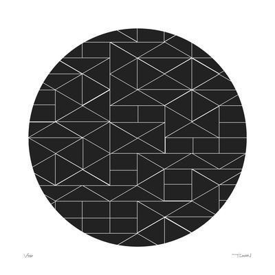 Daily Geometry 467-Tilman Zitzmann-Giclee Print