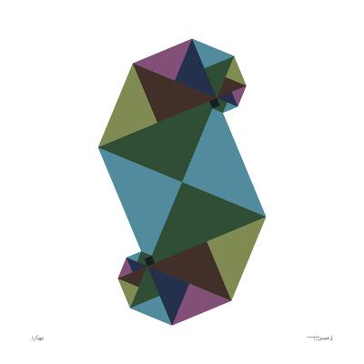 Daily Geometry 490-Tilman Zitzmann-Giclee Print