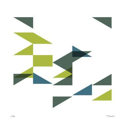 Daily Geometry 499-Tilman Zitzmann-Giclee Print