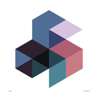 Daily Geometry 505-Tilman Zitzmann-Giclee Print
