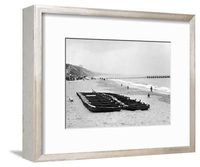 Bournemouth Beach, 1964