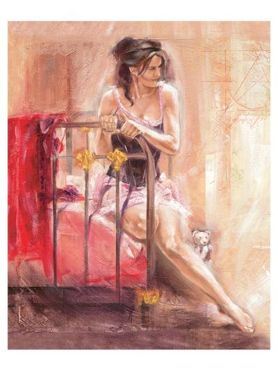 Dainty Moments-Talantbek Chekirov-Art Print