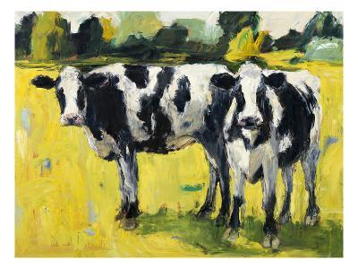 Dairy Farm III-Dale Payson-Premium Giclee Print