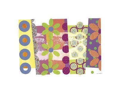 Daisies-P^G^ Gravele-Art Print