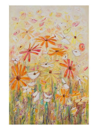 Daisy Chain 7--Art Print