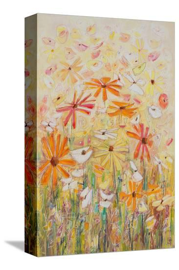 Daisy Chain 7--Stretched Canvas Print