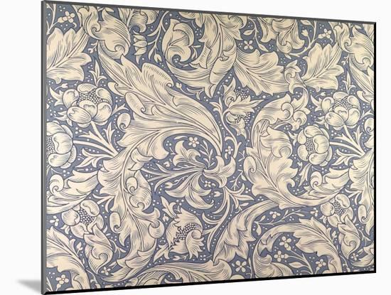 Daisy Design-William Morris-Mounted Giclee Print