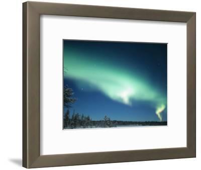 The Aurora Borealis, Lapland, Finland