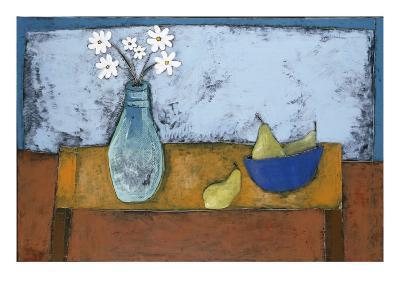 Daisy Still Life-Charlotte Foust-Premium Giclee Print