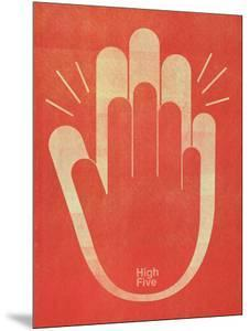 High Five by Dale Edwin Murray
