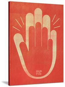 High Five by Dale Edwin Murray