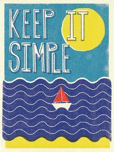 Keep it Simple by Dale Edwin Murray