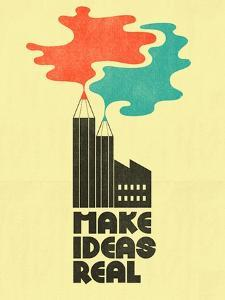 Make Ideas Real by Dale Edwin Murray