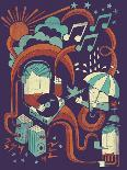 Vinyl-Dale Edwin Murray-Giclee Print