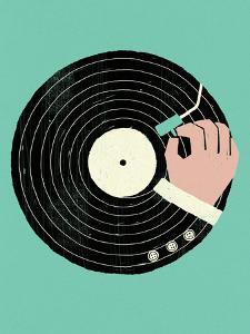 Vinyl by Dale Edwin Murray